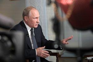 """Путин назвал """"демократией"""" аннексию Крыма"""