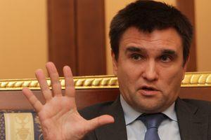 Климкин объяснил, как транзит российского газа через Украину связан с евроинтеграцией