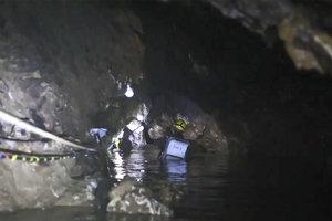 В Таиланде решили закрыть пещеру, из которой спасли школьников