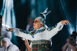 """Верка Сердючка """"зажгла"""" в Одессе - яркие фото"""