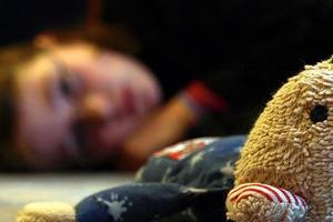 В Тернопольской области мать избила двухлетнего сына: малыш в реанимации