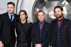 Группа Imagine Dragons презентовала новую взрывную песню Natural