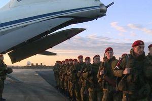 Россия отозвала часть войск из Сирии