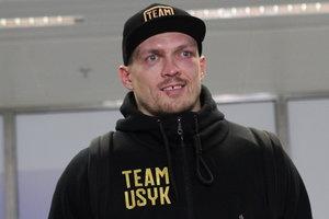 Александр Усик отказался проводить открытую тренировку в Москве