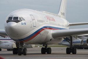 СМИ: самолет Путина нарушил воздушное пространство Эстонии