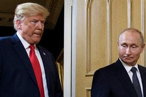 """Путин договорился с Трампом по Донбассу: """"Есть новые идеи по урегулированию конфликта"""""""