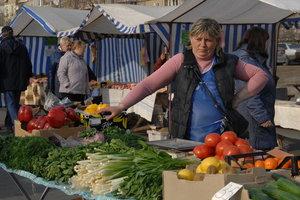 В Киеве пройдут ярмарки с продуктами, дешевле чем на рынках