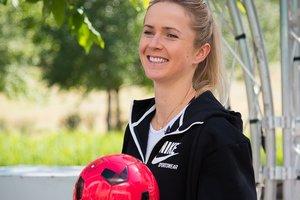 Первой ракетке Украины Свитолиной вручили государственную награду