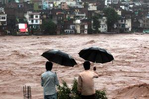 Жертвами наводнений в Индии стали более полтысячи человек