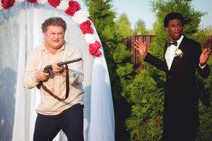 """Все вверх дном: появился убойный трейлер украинской комедии """"Скажене Весілля"""""""