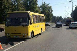 На Волыни столкнулись грузовик и маршрутка: пятеро пострадавших