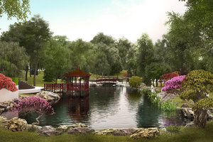 Как будут выглядеть озера в Киевском зоопарке