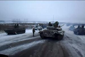 """Огромная колонна с танками: в Bellingcat показали наемников """"Вагнера"""" на Донбассе"""