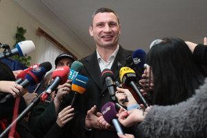 У мэра Кличко – день рождения: как градоначальник отметит свой праздник