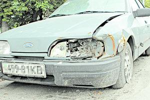В Киеве обнаружили больше шести сотен заброшенных автомобилей