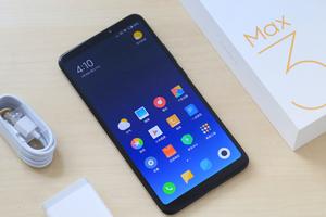 """Представлен Xiaomi Mi Max 3 с гигантским экраном и """"термоядерной"""" батареей"""