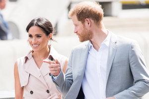 Меган Маркл и принц Гарри отправятся в тур по США