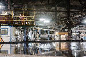 Добропольская ЦОФ за год сэкономила на электроосвещении 2 млн грн