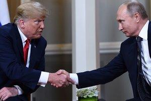 Трамп хочет снова встретиться с Путиным