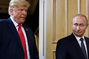 Трамп пригласил Путина в Вашингтон