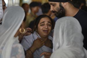 В Афганистане в результате авиаудара по позициям талибов погибли мирные жители