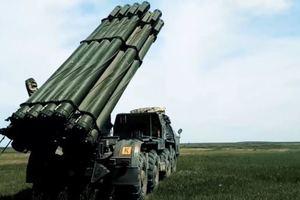 """Военные показали эффектное видео работы """"Смерча"""" ВСУ"""