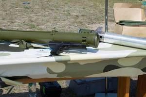 В Украине начали производство новых пехотных огнеметов (фото)