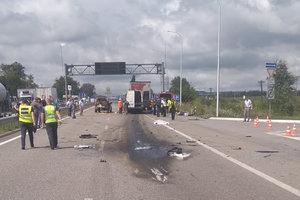 Смертельное ДТП в Житомирской области: появились первые версии причин аварии
