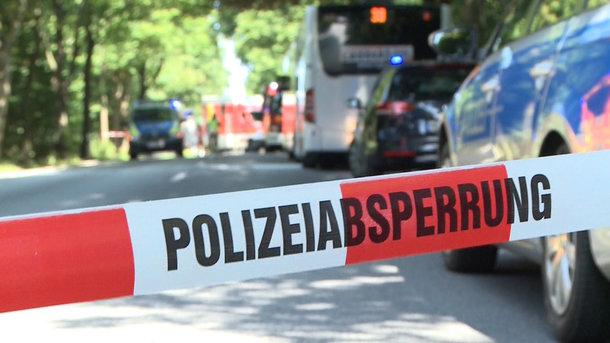 14 человек ранены вГермании в итоге нападения сножом