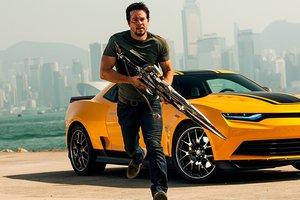 Актер Марк Уолберг решил торговать машинами Chevrolet