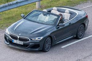 """Появились фотографии новой """"восьмерки"""" BMW без крыши"""