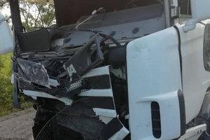 Смертельное ДТП под Одессой: в столкновении грузовика с микроавтобусом погиб человек