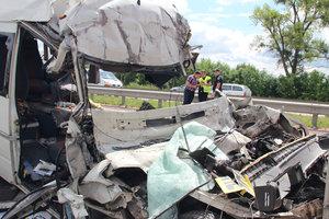 Жуткое ДТП в Житомирской области: задержан владелец маршрутки