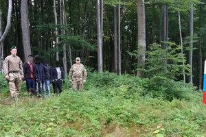Украинские и словацкие пограничники провели удачную спецоперацию