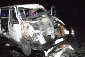 В Ровно произошло ночное ДТП с военными: один погиб, еще один ранен