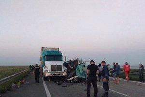 Смертельное ДТП в Николаевской области: водителю грузовика грозит до 12 лет лишения свободы