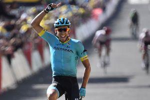 """Омар Фраиле выиграл 14-й этап """"Тур де Франс"""""""