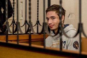 Политзаключенному Павлу Грибу зачитали обвинительный акт