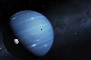 Получено самое четкое изображение Нептуна с Земли (фото)