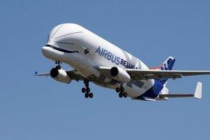Самый странный самолет в мире поднялся в небо (видео)