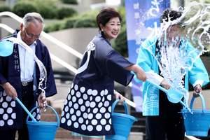 В Японии 30 человек погибли от аномальной жары