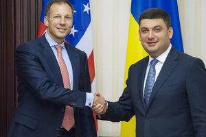 """Позиция Украины и США едина: """"Северный поток - 2"""" - угроза энергобезопасности Европы"""
