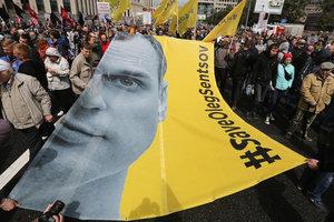 """Сестра Сенцова опровергла свое заявление о его """"предсмертном состоянии"""""""