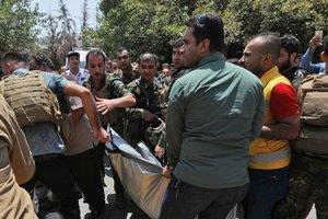 Число жертв беспорядков в Ираке достигло 14 человек