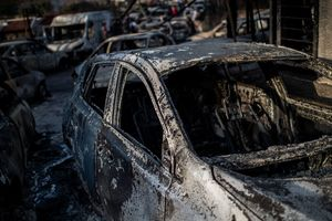 Греция в огне: число жертв достигло 60