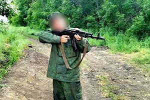 Боевик подтвердил присутствие российских войск на Донбассе: видео допроса