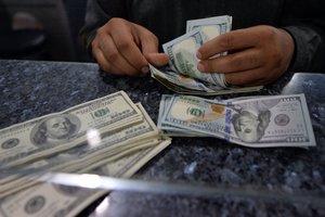 """Украинцы стали """"сдавать"""" банкам меньше долларов - НБУ"""