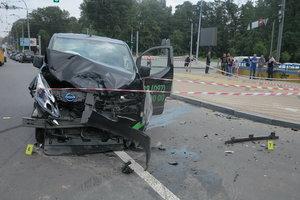 Жуткая авария на Дорогожичах: появились новые подробности
