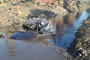 Ливни в Болгарии вызвали масштабное наводнение и разрушения