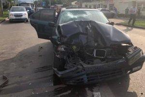 В Черкассах водитель насмерть сбил мать с ребенком и сбежал